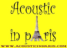 Concerts Acoustic In Paris