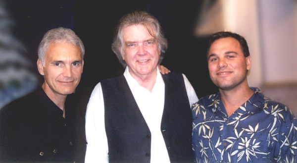 Verlon Thompson, Guy Clark & Andrew D. Barron ©2001